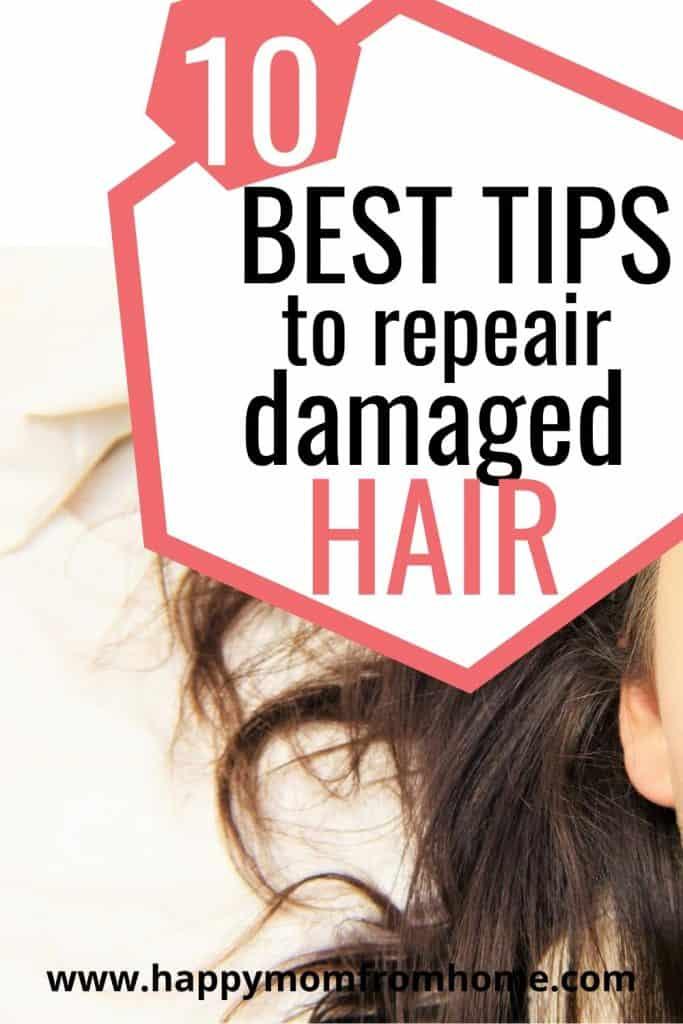 best tips to repeair damaged hair, hair care, hair masks, healthy hair tips