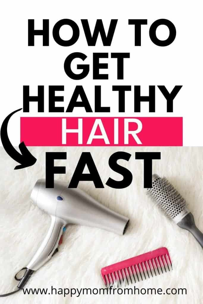 how to get a healthy hair fast, hair care tips, remedies for healthy hair