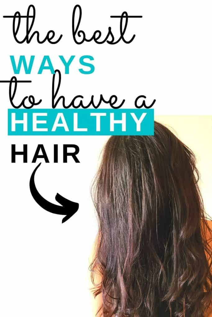 best ways to have a healthy hair, hair care tips, how to get a long hair