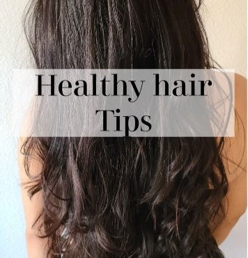 healthy hair tips for growth