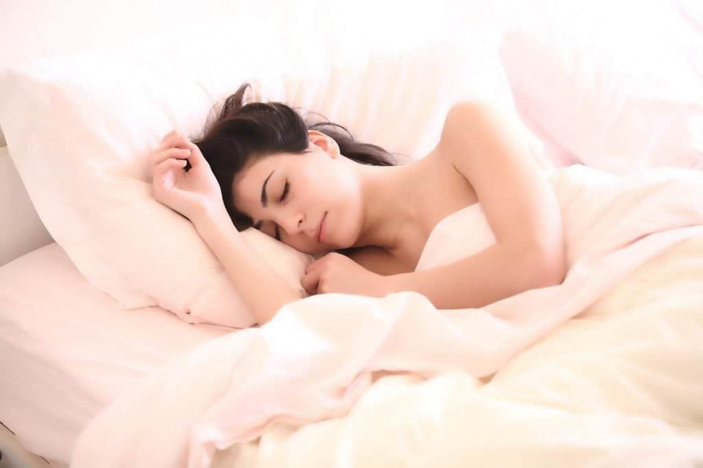 sleep well, how to look beautiful without makeup