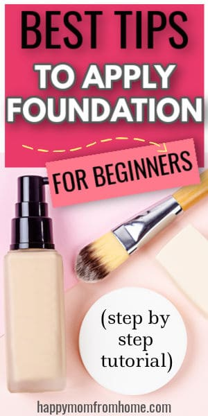 Best makeup tips to apply foundation correctly. How to find my perfect foundation