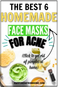 benefits of bakings soda for skin homemade skincare face mask for acne, natural remedies for pimples. DIY face mask for acne