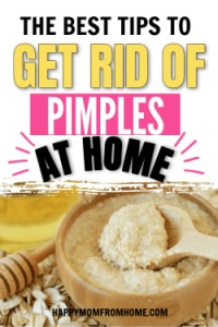 homemade skincare face mask for acne, natural remedies for pimples. DIY face mask for acne