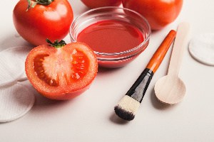 Coconut oil with tomatoes hair mask how to use coconut oil for hair
