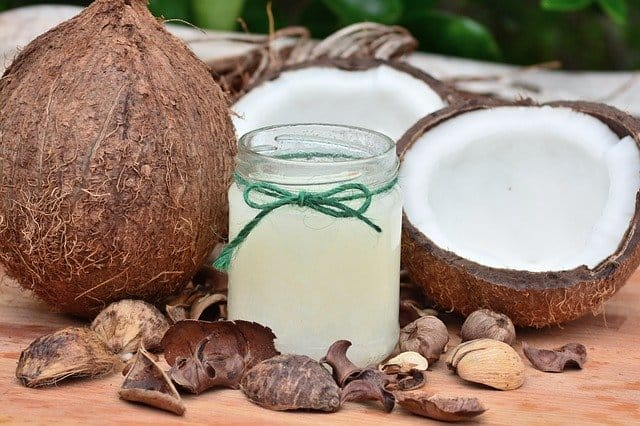 coconut oil for hair DIY