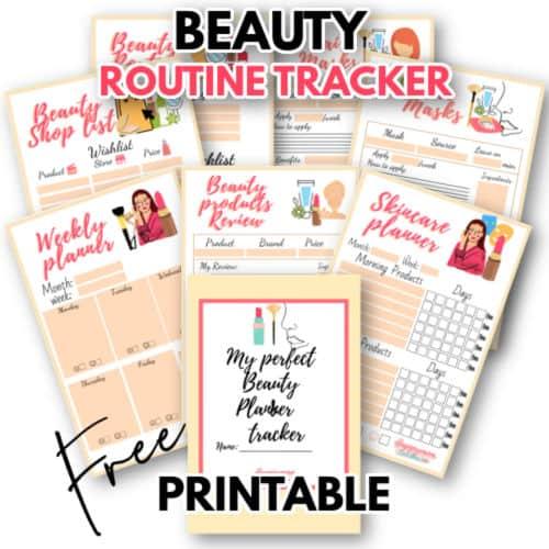 beauty tracker