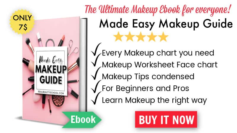 Made easy makeup guide ebook