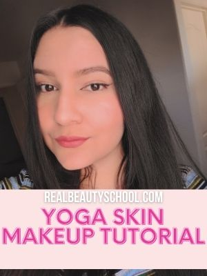 How to get glowing skin with makeup
