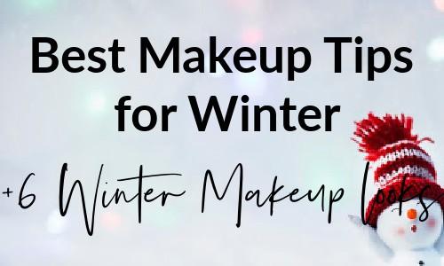 Best winter makeup hacks
