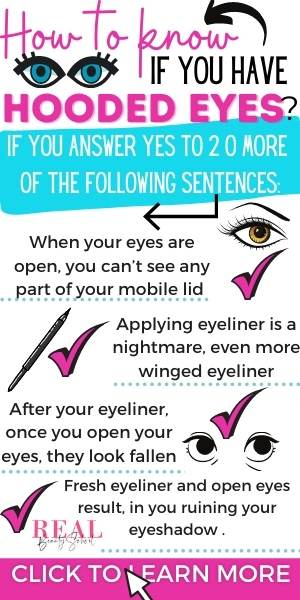 how to know your eye shape, how to do makeup for beginners