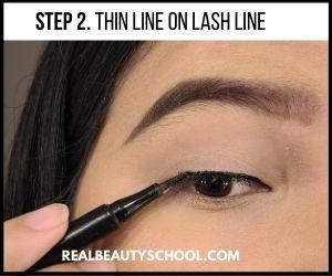 Best eyeliner for Hooded Eyes how to apply eyeliner on Hooded eyes