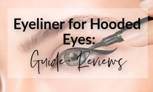 how to apply eyeliner on Hooded eyes