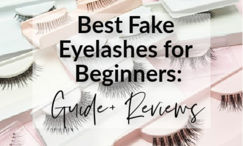 best false lashes for beginners