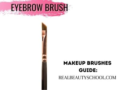 how to use eyebrows brush for beginners best makeup brushes for beginners, complete makeup brushes list and their uses