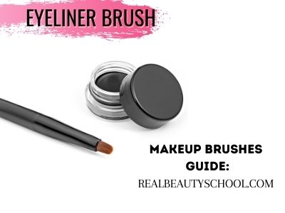 how to use eyeliner brush for beginners best makeup brushes for beginners, complete makeup brushes list and their uses