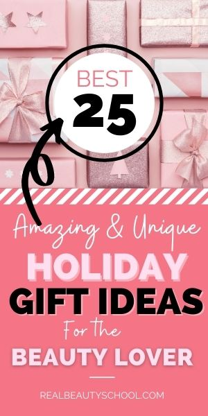 holiday christmas beauty gift ideas for her beauty gift guide