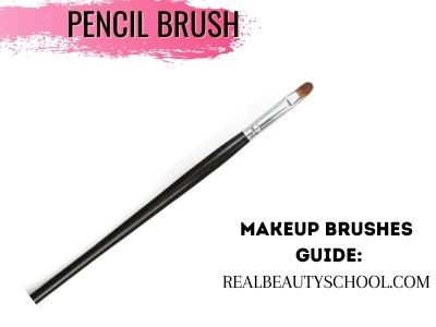 how to use pencil brush for beginners best makeup brushes for beginners, complete makeup brushes list and their uses