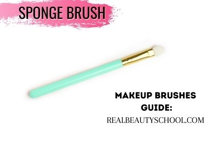 how to use sponge brush for beginners best makeup brushes for beginners, complete makeup brushes list and their uses