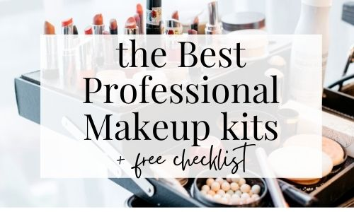 Professional makeup kits for makeup starters makeup artists makeup kits