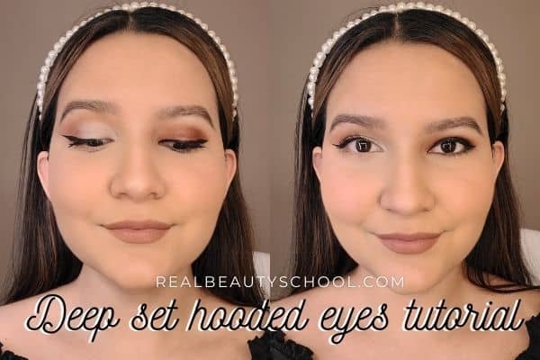 Eye makeup tips for deep set eyes, deep set eyes meaning, what is deep set eyes