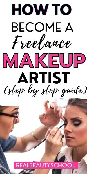 How to become a succesful Makeup artist, How to become a freelance Makeup artist, how to become a Makeup artist