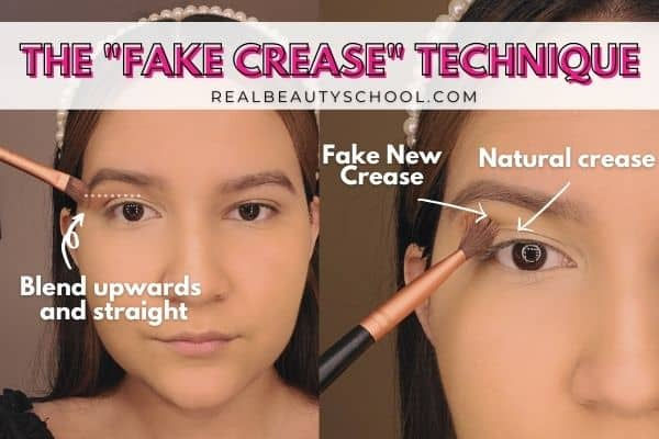 How to apply eyeshadow for deep set eyes, what are deep set eyes