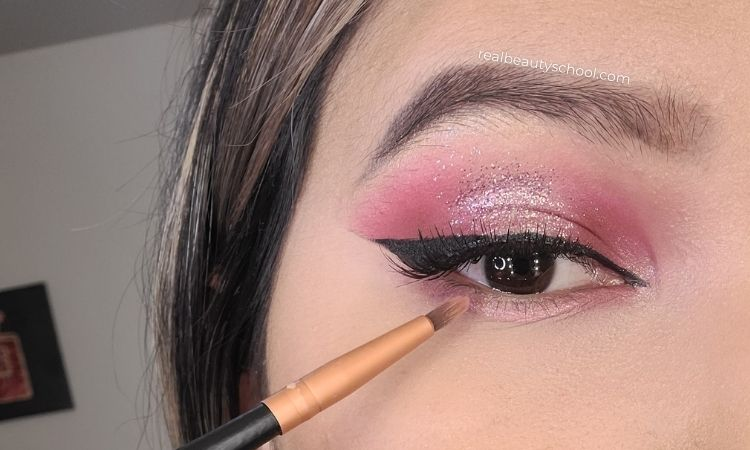 Halo eye eyeshadow tutorial
