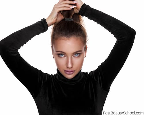 Hairstyles for big forehead, how to get smaller forehead naturally