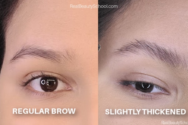 Tips to make your forehead appear smaller, how to get a smaller forehead without surgery