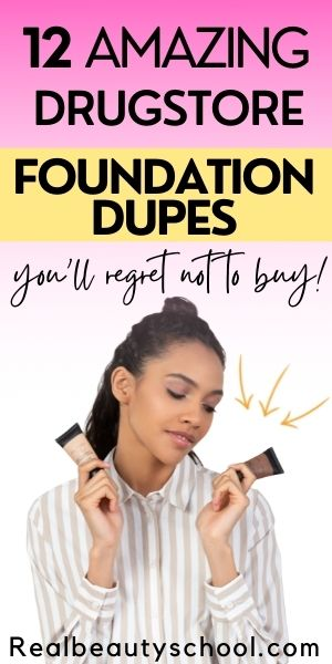 top best foundation dupes