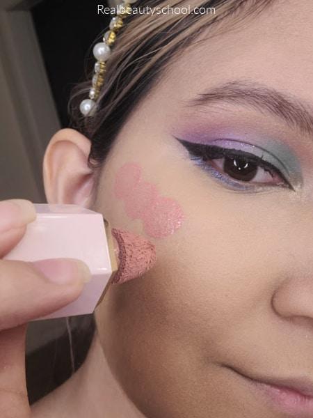 sheglam liquid blush review