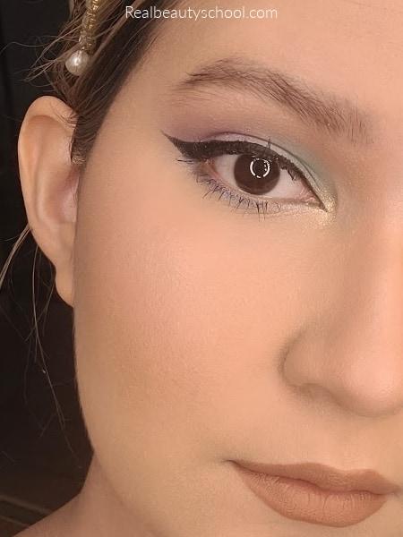 Sheglam waterproof eyeliner review, sheglam black eyeliner review