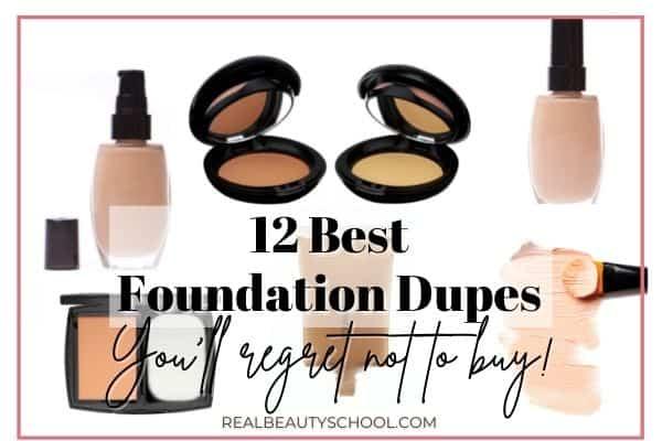 drugstore foundation dupes