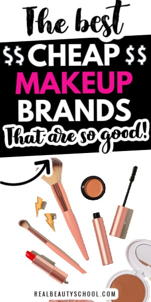 Cheap makeup products to use when you are on a budget