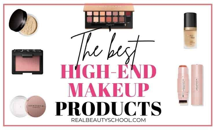 best expensive makeup products