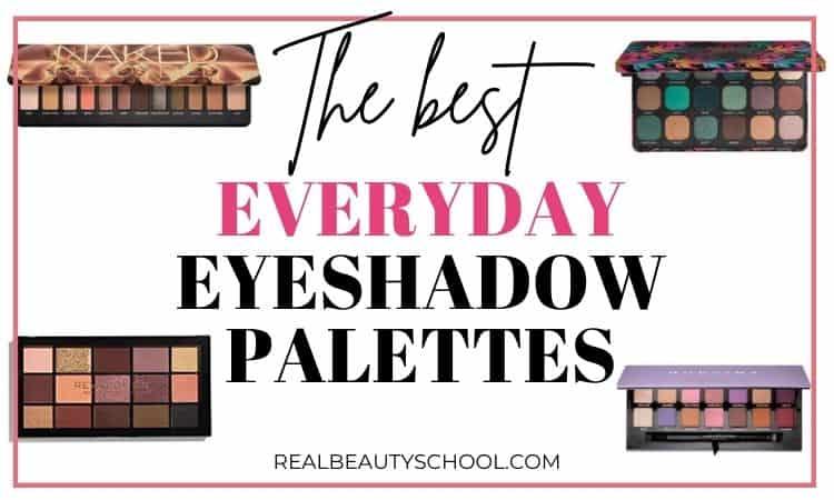 best everyday eyeshadow palette