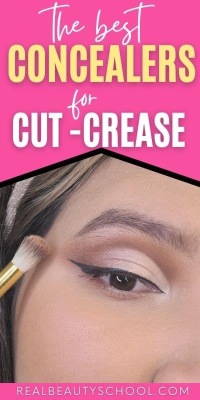 best cut crease concealers