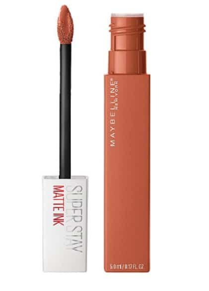 Maybelline new york super stay matte nude drugstore lipstick