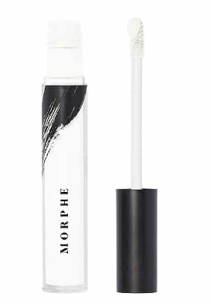 Morphe white concealer for cutting the crease