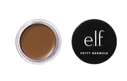 cream bronzer ELF putty bronzer