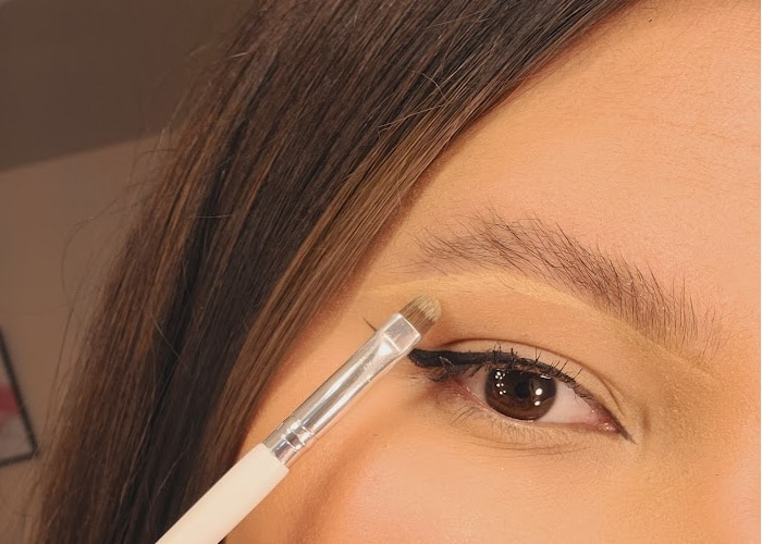thicker eyebrows tutorial