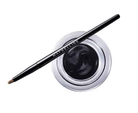 Drugstore Maybelline Gel waterproof eyeliner